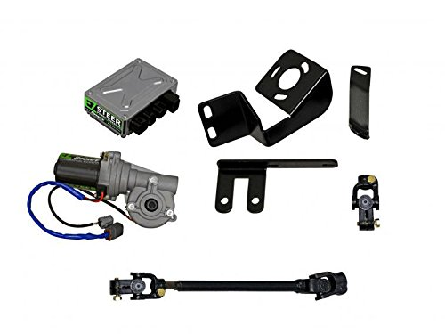 SuperATV EZ-Steer Power Steering Kit for Kawasaki Teryx 750 (2008-2013) (Teryx Steering Kawasaki Wheel)