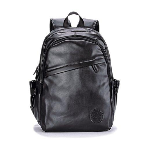 Cuero bandolera/[mochila]/Bolsas de la escuela/Bolso de la computadora/Bolso de la manera/Bolsas de viaje-A A