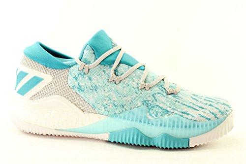 de Agucla Crazylight adidas Chaussures 2016 Azuene Boost Gymnastique Blu Homme Low Ftwbla PK TYdOvqvR