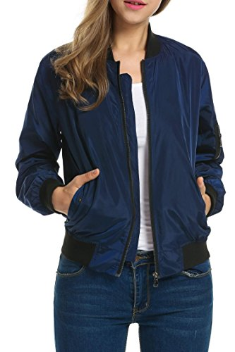 Ladies Biker Coat - 5