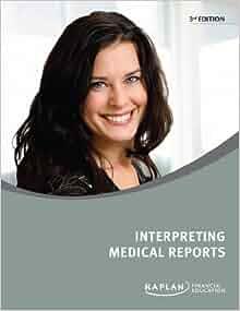 interpreting medical reports 3rd edition 9781427726896