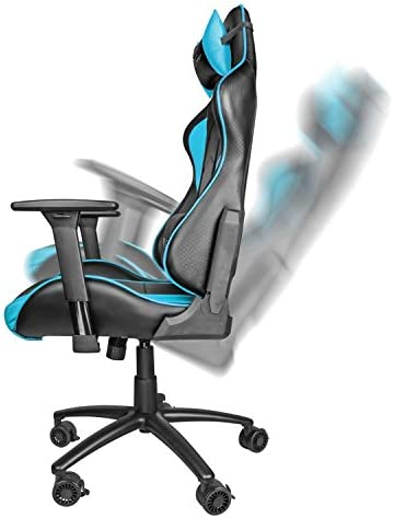 Natec Genesis – Gaming Chair nitro880 Black-Blue