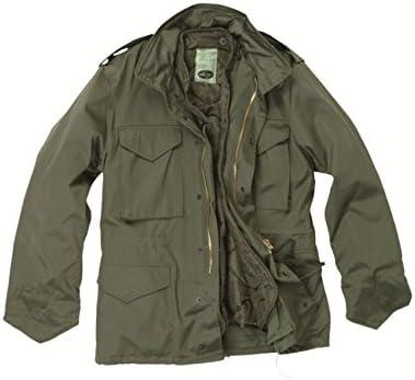 Us Olive M65 Tec S Size Mil Classic Jacket DE2W9IHY