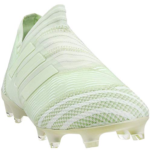 adidas Mens Nemeziz 17+ 360 Agility Artificial Ground/Firm Ground Soccer Casual Cleats, Green, 9.5