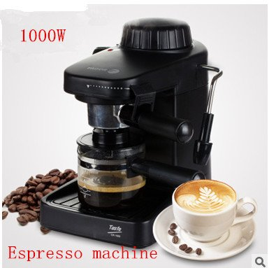 gangnumsky-Automatic espresso Faema Black coffee machine portable drip coffee maker cappuccino with milk - Faema Water