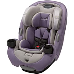 Get the car seat that's built to grow and provide your child with superior protection every step of the way! The 3-in-1 Grow and Go EX Air Car Seat from Safety 1st gives your child a safer and more comfortable ride with extended use at each s...