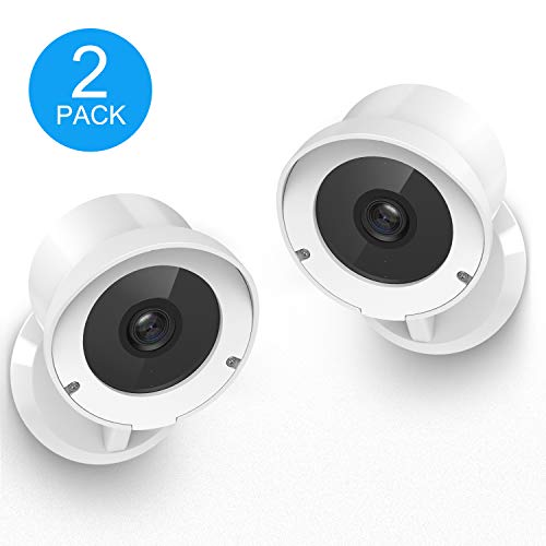 Amazon Cloud Cam Cover, Weather-Proof Protective Indoor Outdoor Cover for Amazon Cloud Cam - 2 Pack ...