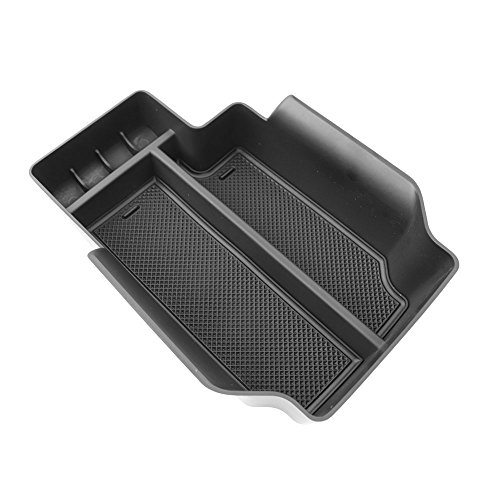 Price comparison product image Anydream Center Console Organizer Tray for Chevy Colorado GMC Canyon Accessories 2015-2018