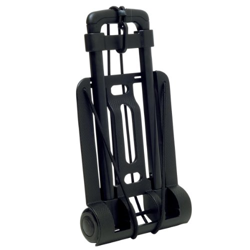 Travel Blue  Extra Strong Deluxe Trolley Cart, Black, One - Trolley Deluxe