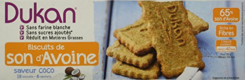 Dukan Diet Cookies Coconut Ounce product image