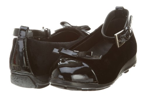 Prada Little Kids Black / Black Footwear
