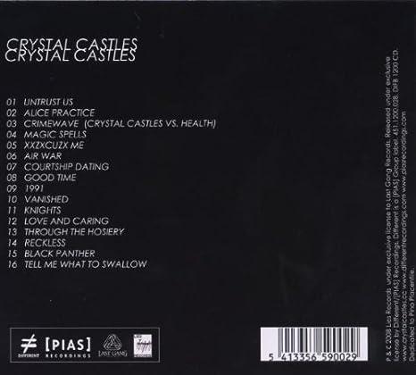 Crystal castles courtship dating instrumental downloads