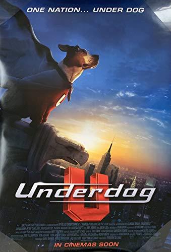 Underdog Poster - UNDERDOG MOVIE POSTER 2 Sided ORIGINAL 27x40 JASON LEE