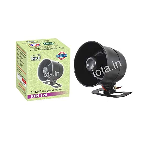 iotaKEN124 (6 Tone) Central Locking 12V DC