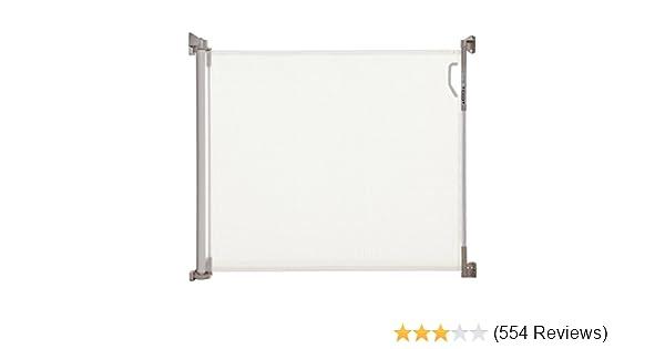 Amazon Com Dreambaby Retractable Gate L820 White 55
