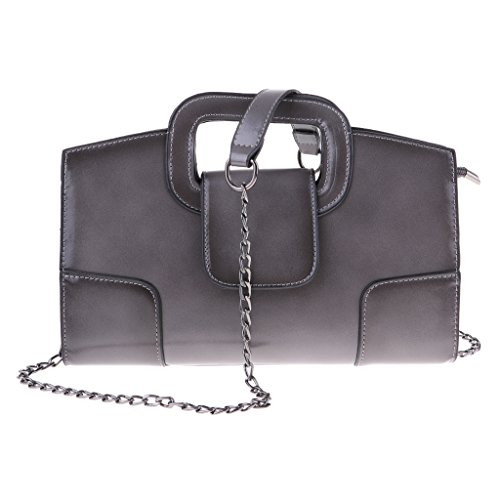 Bag Bag Shoulder Women Handbag Girls Fityle Gray Purse Tote Messenger Satchel Crossbody 0wFxR