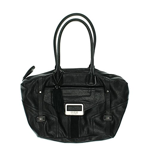 Guess Satchel Crown Westbrook Westbrook nero Guess fq4TTw7