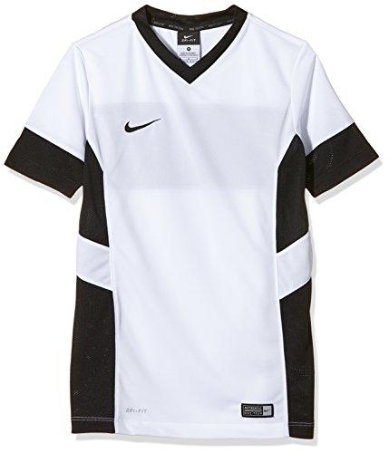 Yth Yth Courtes Top T Academy14 noir Manches Manches Blanc noir Training Nike shirt COf4xFq