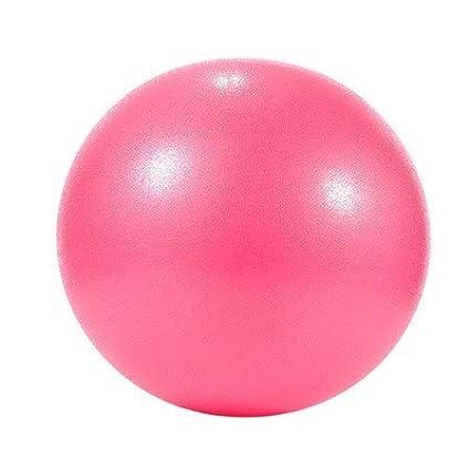 Amazon.com: CUSHY 25cm Sports Yoga Balls Bola Pilates ...
