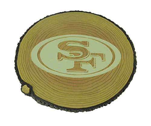 Team Sports America NFL San Francisco 49ers Glow in