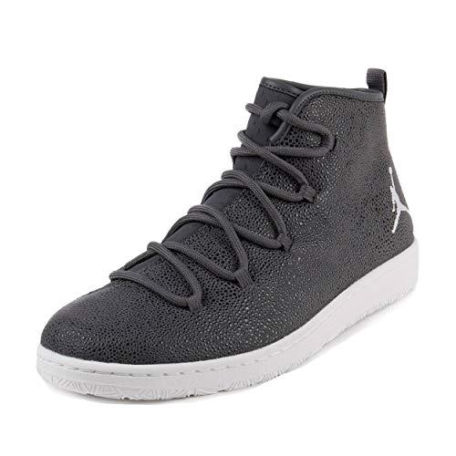 (Nike Jordan Men's Air Galaxy Basketball Shoes Dark Grey Size 10.5 D(M) US)
