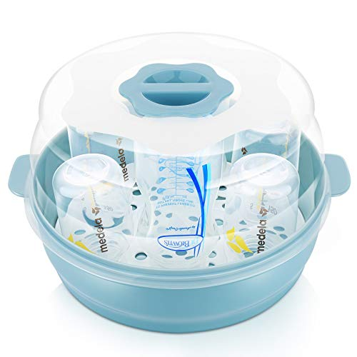 GOLOHO Baby Bottle Microwave