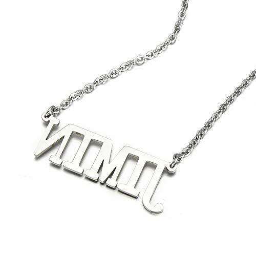 Dokis Ring Necklace Bracelet Jung Kook V | Model RNG - 3381 |