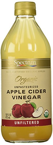 Spectrum Naturals Organic Vinegar Unfiltered