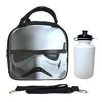 Bolsa de almuerzo Disney Star Wars Storm Trooper - Negro
