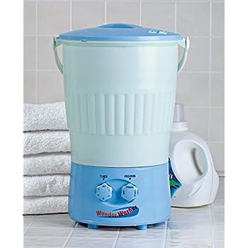 happinter Mini Portable Ultrasonic Turbine Washing Machine Stains Remover USB Ultrasound Laundry Cleaning Machine Turbine Washer for Travel