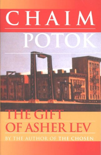 The Gift of Asher Lev cover