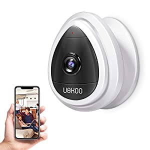 Home Security Camera, WiFi Wireless Security Smart IP Camera Surveillance System Remote Monitoring with Motion Email Alert/Remote Monitoring for Pet Baby Elder Pet Nanny Monitor