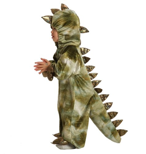 Princess Paradise Kids T-Rex Costume, Small, Green/Brown