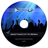 OpenLP Worship Presentation Software for your Church on CD