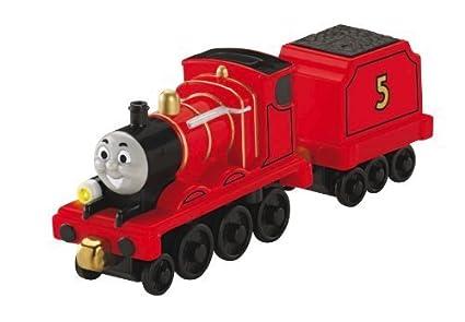 Amazon.com: Juego/Play Thomas el Tren: Take-n-Play hablando ...