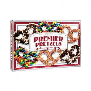 NANCY ADAMS PREMIER PRETZEL BOX 13 OUNCES 6 COUNT