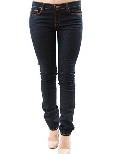 Pencil 912c012 J Brand Gamba Blu Bassa Jeans Vita Donna nvqaxZqHpI