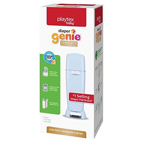 Playtex Diaper Genie Complete Diaper Pail Now $31.99