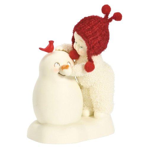 Department 56 Snowbabies Classics Trust Me Wear This Figurine