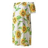 ☆HebeTop Womens Summer Floral Dress