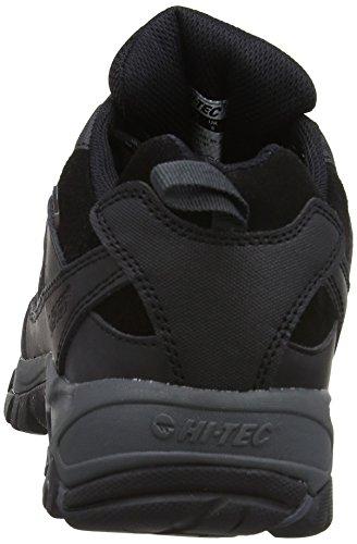 Hi-Tec Altitude Trek Low I Waterproof - Zapatos de Low Rise Senderismo Hombre Negro (Black 021)