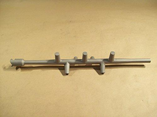 Stainless Steel Cast Agitator w/ Coupler 50-1697 OEM ()