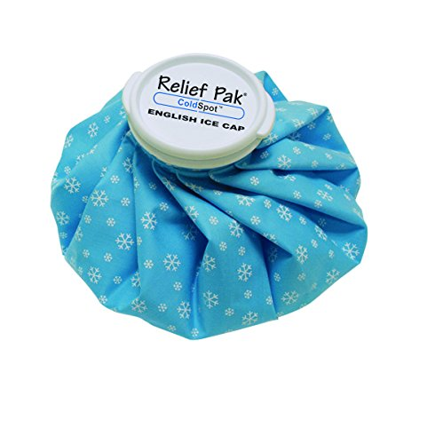 Relief-Pak-English-Ice-Cap-Reusable-Ice-Bag