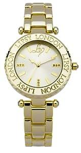 INTELIHANCE. CH20.10LP - Reloj para mujeres color dorado