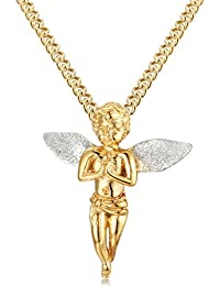 Jstyle Jewelry Stainless Steel Mens Womens Angel Wings...