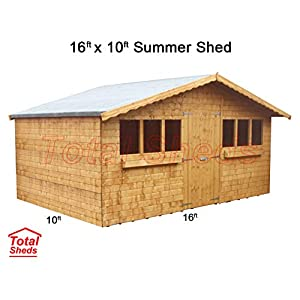 Summer House Shed 10x8