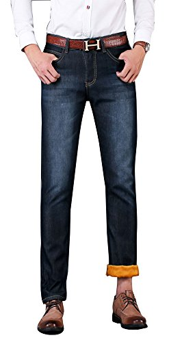Lined 5 Pocket Jeans - 6