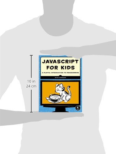JavaScript for Kids: A Playful Introduction to Programming by No Starch Press (Image #3)