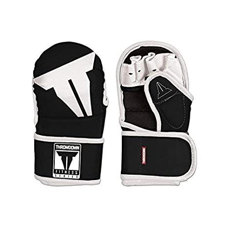 Youth Grappling Gloves Size Medium Throwdown 12-0245