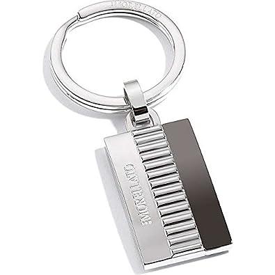 Morellato SU Porte Clé Homme Acier Inoxydable Amazonfr - Porte clef homme